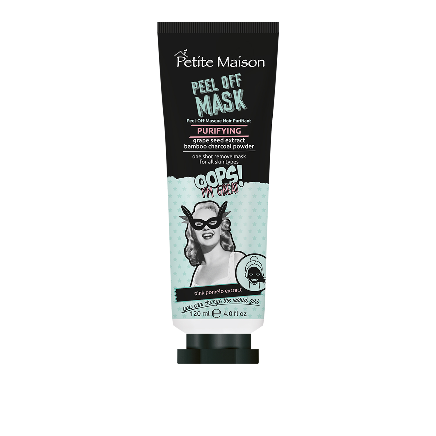 Petite Maison Peel Off Mask Purifying