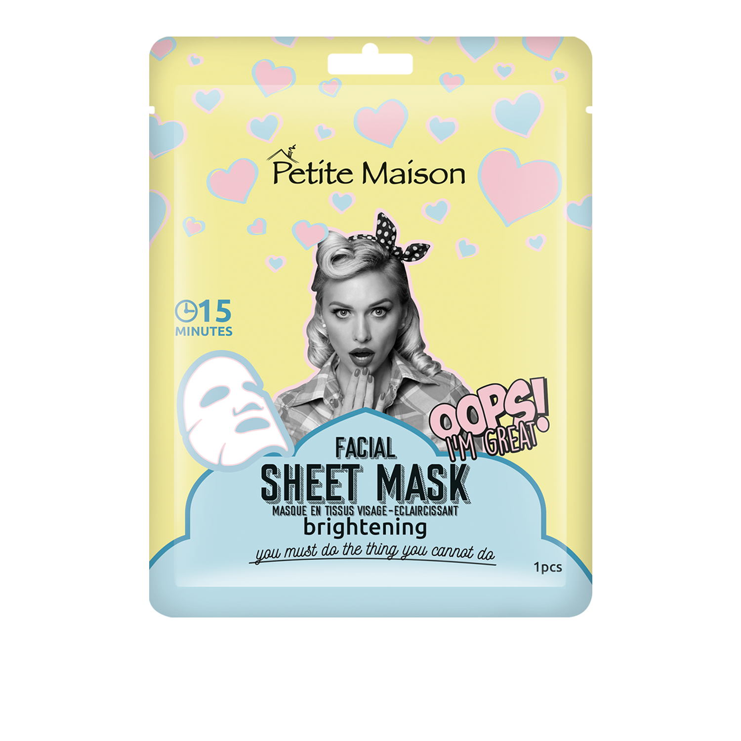 Petite Maison Sheet Mask Brightening