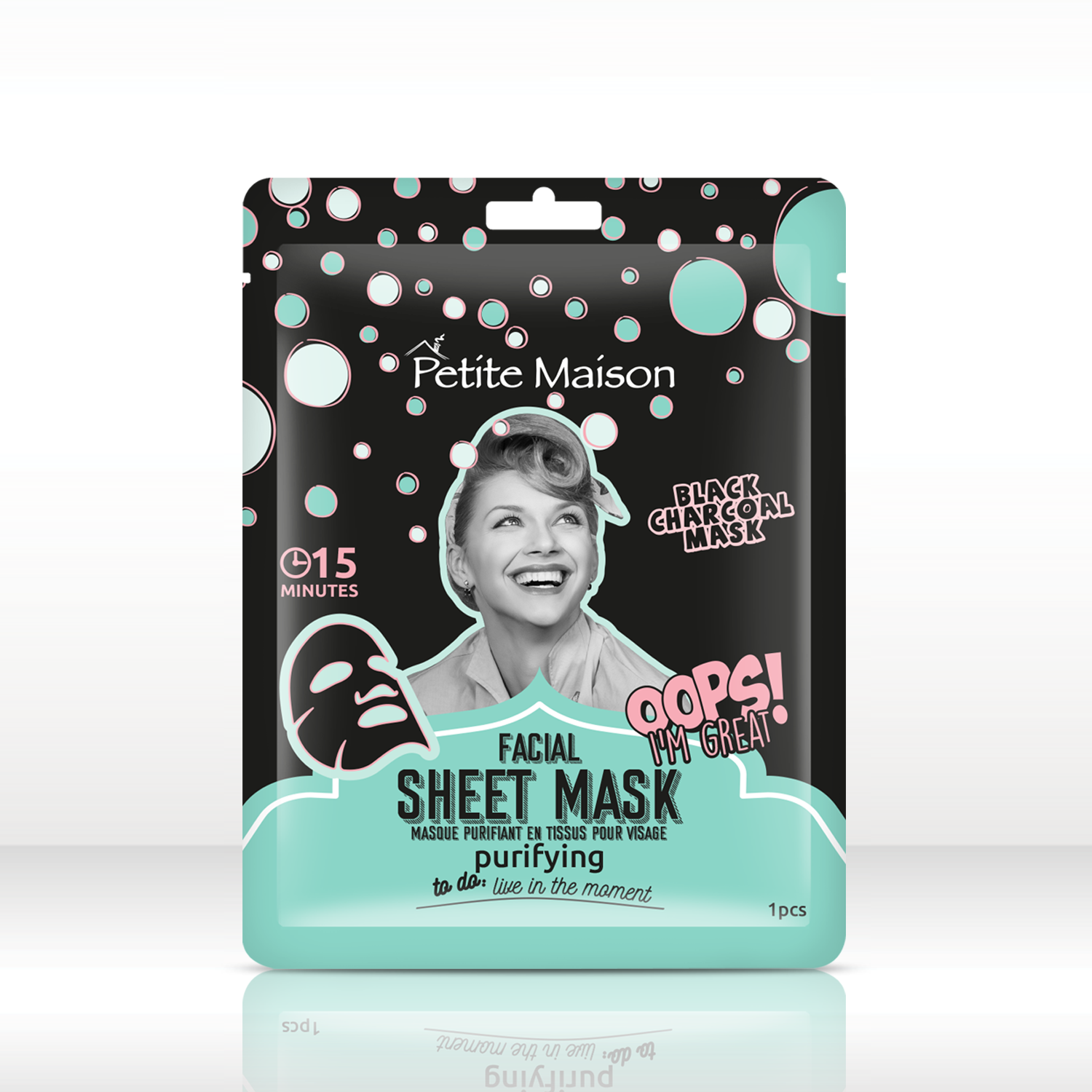 Petite Maison Sheet Mask - Purifying